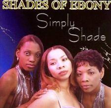 New: SHADES OF EBONY- Simply Shade CASSETTE