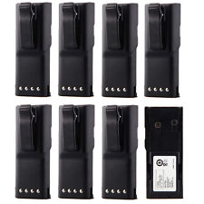 8X NI-CD 7.5V HNN9628 Battery for MOTOROLA GP300 GP88 LTS2000 GTX