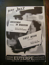 Partition Série Jazz Crescendo in Madison Martini First Moon Romano