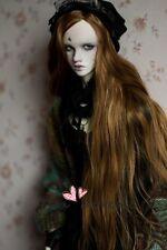 1 3 8-9 Bjd Wig Bjd Msd Doc Sd Dz Dod Luts Dollfie Doll Long Curly Head Hair