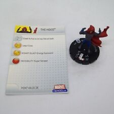 Heroclix Mutations and Monsters set The Hood #015 Common figure w/card!
