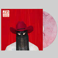 Orville Peck – Pony Exclusive Limited Strawberry Swirl Colored Vinyl LP x/1000