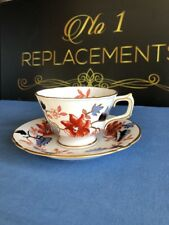Royal Crown Derby Beaumont Tea Cup And Saucer XXIX 1966