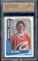 2003 Eric Staal All Sports Gold of 200 Rookie gem mint 10