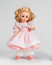 """50900 Madame Alexander 8"""" Wendy Doll,Amy from The Little Women Collection MIB"""