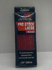 A&R Sports Pro-Stock Laces Waxed