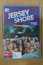 Jersey Shore : Season 2 (DVD, 2011, 4-Disc Set  -  (D71)
