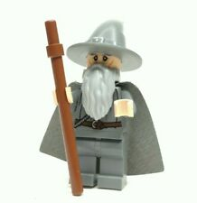 NEW GENUINE LEGO HOBBIT GANDALF THE GREY MINIFIGURE LOTR WIZARD