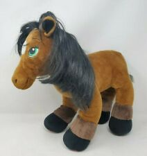 build a bear unstuffed brown horse and heart 18/'/'