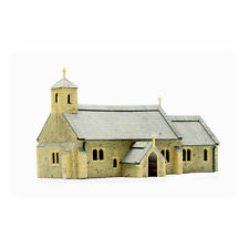 DAPOL KITMASTER PLASTIC SCALE MODEL KITS - 00 / HO -  VILLAGE CHURCH - CO29