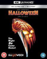 Nuovo Halloween 40th Anniversario Edizione 4K Ultra HD