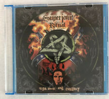 Superjoint Ritual USS Once and Destroy CD