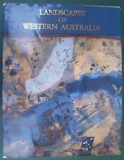 Landscapes of Western Australia HC/DJ first editionJohn Scott Richard Woldendorp
