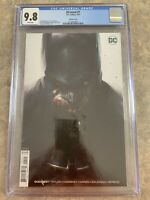 Dceased #1 CGC 9.8 Mattina Variant Cover DC Batman Fast Shipping