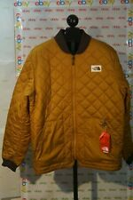 NEW - The North Face - MEN'S CUCHILLO INSULATED JACKET Size XXL - Golden Brown