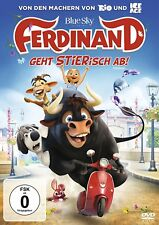 Ferdinand: Geht STIERisch ab! (2018) DVD - NEU/OVP