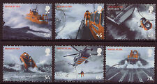 GREAT BRITAIN 2008 SET OF 6 RESCUE AT SEA  FINE USED