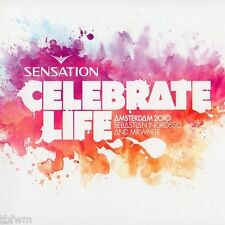 Sensation Amsterdam 2010 - 2CD MIXED - HOUSE TECH HOUSE ELECTRO