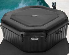 Intex 28454 PureSpa Bubble e Jet Massage Set - Nero