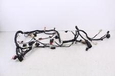 2007 kawasaki zzr 600 ninja zx600j main wire harness / wiring