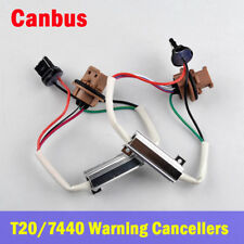 T20 W21W 7440 582 Canbus LED Load Resistors Car Bulbs Warning Error Cancellers