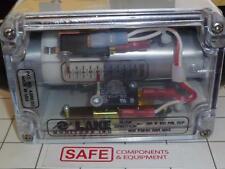 LAKE MONITORS N3A-4AS-01 Flowmeter Alarm 2-Switch 1.5-12SCFM AIR Gas 100PS F25