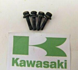KAWASAKI GPZ 900 R KEIHIN CARBURETOR CARB TOP CAP SCREWS 1985 - 1993