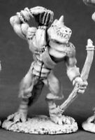 1 x LIZARDMEN ARCHER - DARK HEAVEN REAPER miniature jdr rpg ad&d lezard 03551l