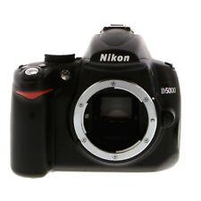 Nikon D5000 Digital SLR Camera with 18-55mm DX VR Lens - Black
