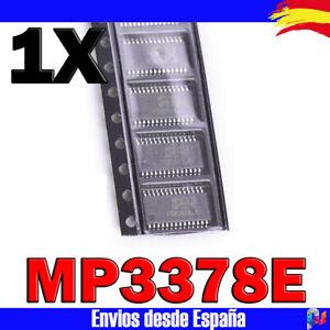 MP3378E MP3378 TSSOP-28 SMD Controlador LED de 4 canales con convertidor WLED