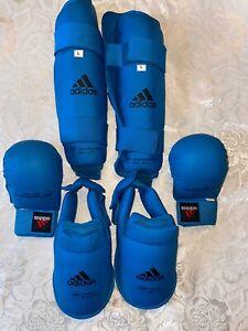 Adidas WKF Certified Sparing Gear
