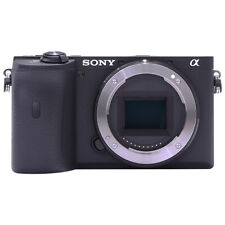 Sony Alpha a6600 Mirrorless 24.2MP 4K Digital Camera Body