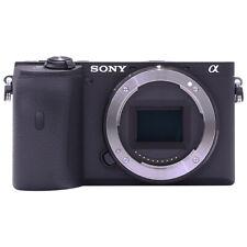 Sony a6600 24.2MP 4K digital sin espejo Alpha Cuerpo De Cámara