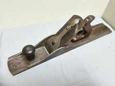 "Vintage 20"" Metal Iron Wood Jointer Plane 6 1/2 Size Equivalent (Lot 2)"