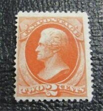nystamps US Stamp # 178 Mint OG H $350