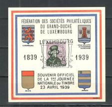 Luxembourg souvenir postcard