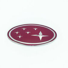 1pc PINK Star Cluster  Front Grill Emblem Badge Fits Su - au 03-05 Free Shipping