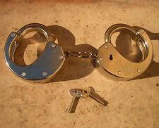 CLEJUSO Nr. 15 No 15 Handschellen handcuff Made in Germany