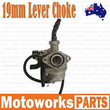 PZ 19mm Lever Choke Carburetor Carby 50cc 90cc 110cc ATV QUAD Dirt Bike Buggy 2