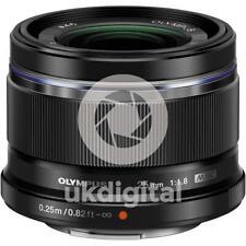 Olympus M.Zuiko 25mm f1.8 Lens (BLACK)