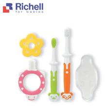 Richell Baby Training Toothbrush Set
