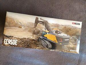 WSI - Volvo EC950E - Diecast Excavator - 1/50