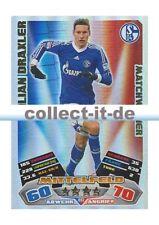 Match Attax 12/13 - 483 - JULIAN DRAXLER - FC Schalke 04 - Matchwinner