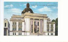 Volusia County Court House  De Land  Florida  Unused   Postcard 1214