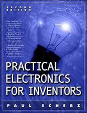 Practical Electronics for Inventors 2/E by Scherz, Paul