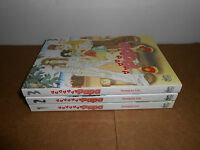 Romance Papa vol. 1-3 Manhwa Manga Graphic Novel Book Lot in English
