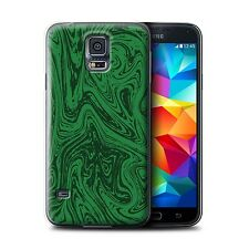 STUFF4 Case/Cover/Skin for Samsung Galaxy S5 Neo/G903/Melted Liquid Metal Effect