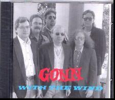 GONN- GONN WITH THE WIND CD