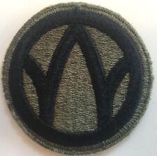 WW2 original US Army 89th Infantry Division cloth patch