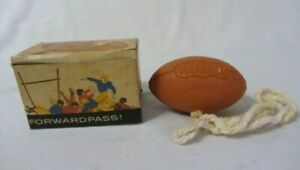 AVON VINTAGE FORWARD PASS FOOTBALL  CHILDREN'S SOAP IN BOX